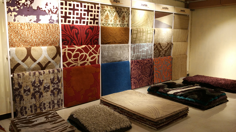 Wall to Wall Carpet India