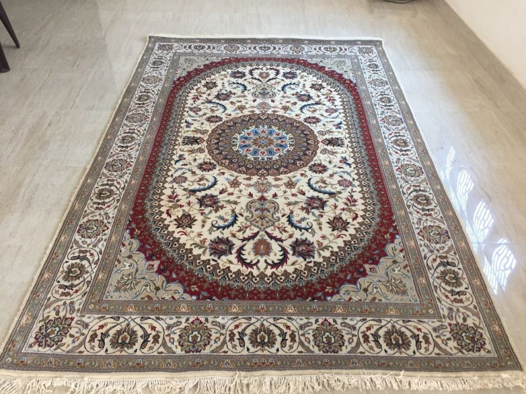hand knotted carpet manufacturers