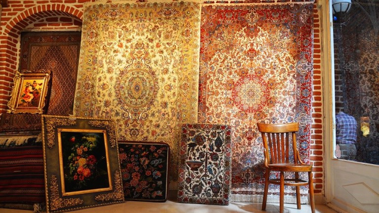 handmade rugs exporter India