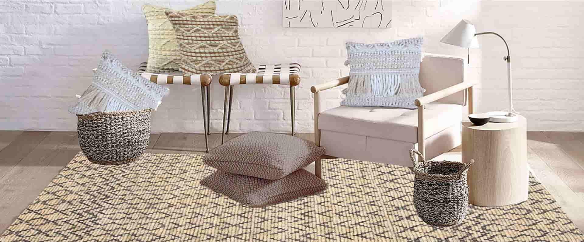 jute rugs manufacturer India.