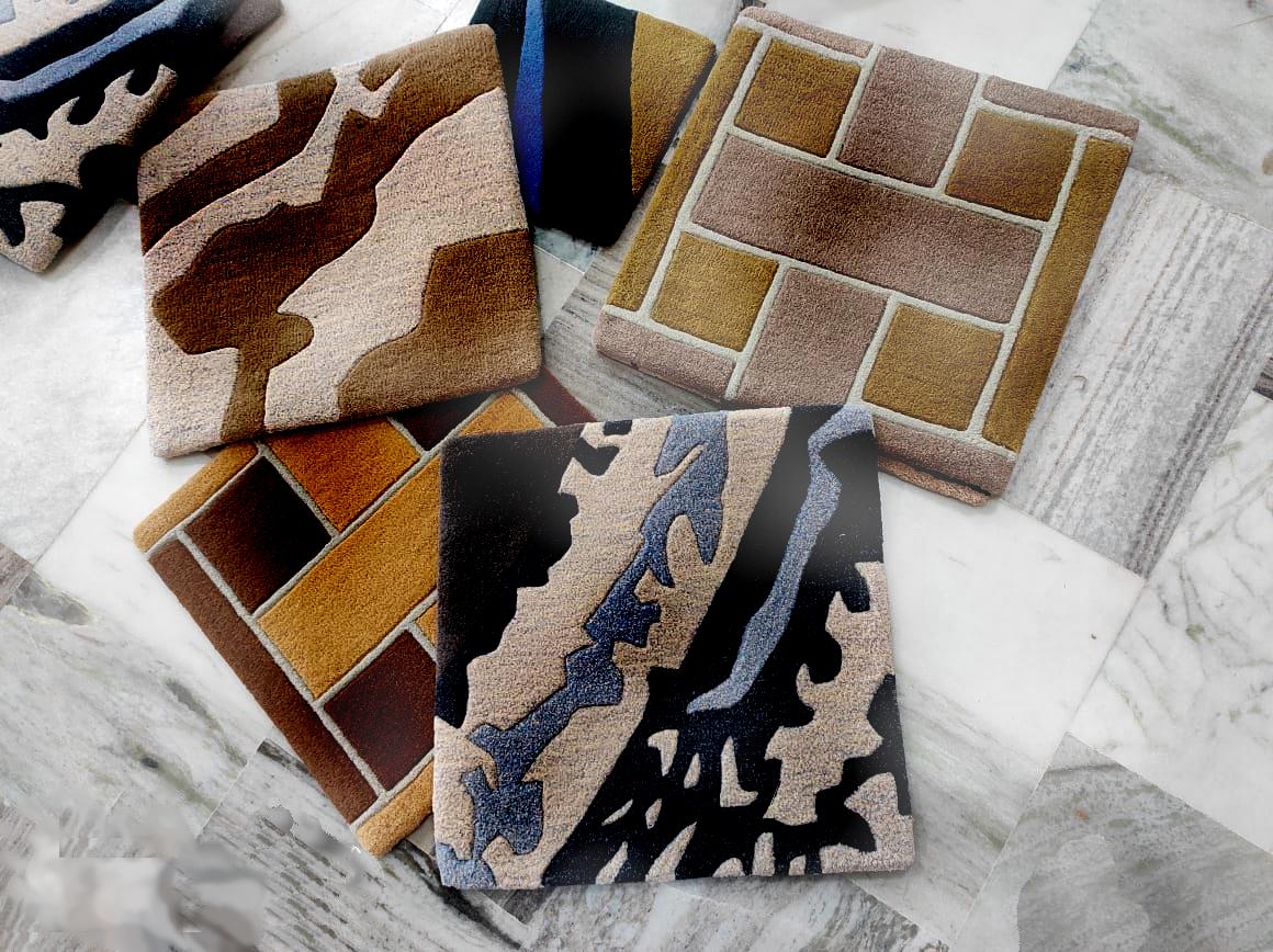 handmade rugs manufacturer India