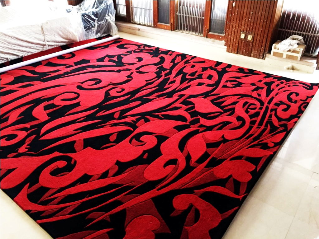 Area rug manufacturers and exporter india