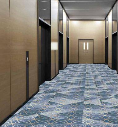 machine-made carpet