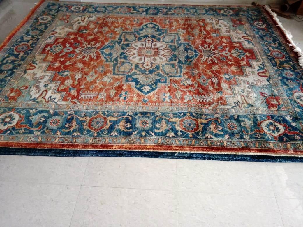 Machine-made carpet manufacturer India